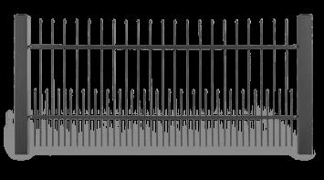 Система елементів для огорожі STYLE візерунок AW.10.15