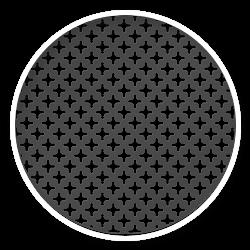 Заповнення перфорований Oz 10-16 для системи огорожі Modern