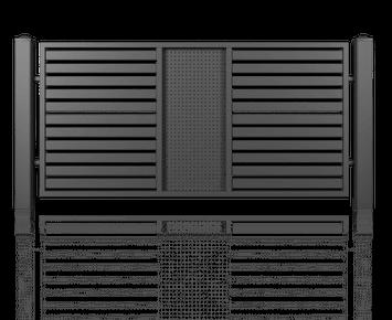 Система елементів для огорожі MODERN для дому. Візерунок AW.10.108