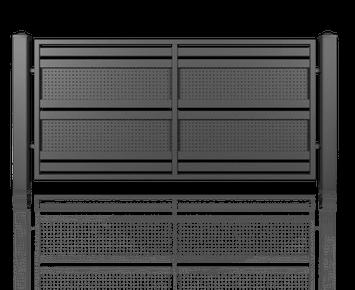 Система елементів для огорожі MODERN для дому. Візерунок AW.10.109