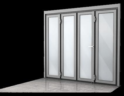 Складні ворота wisniowski для промислових об'єктів