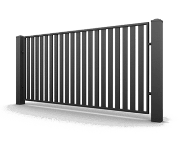 Система елементів для огорожі CLASSIC для дому. Візерунок AW.10.72
