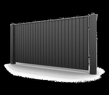 Система елементів для огорожі CLASSIC для дому. Візерунок AW.10.TT