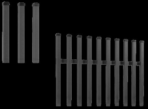 Колекція системи елементів для огорожі classic wisniowski