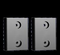 Відбійник бампер гумовий RB 300 для перевантажувальних систем