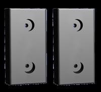 Відбійник бампер гумовий RB 500 для перевантажувальних систем