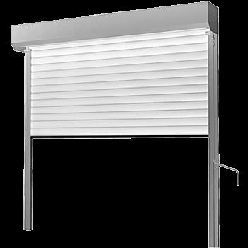 Рулонні гаражні ворота wisniowski з автоматикою в стандартному комплекті