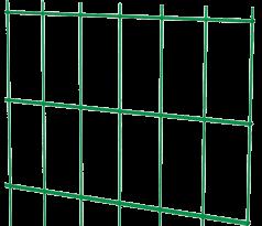 Спортивна огорожа від wisniowski. Вид панелі VEGA 2D Super Sport