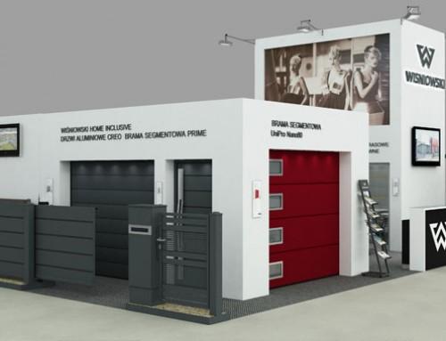 Компанія WIŚNIOWSKI на виставці в Стокгольмі