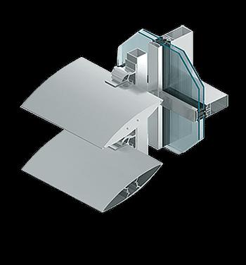 Фасадні жалюзі wisniowski для промислових об'єктів