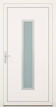 Алюмінієві зовнішні двері Deco wisniowski. Колекція Deco 131