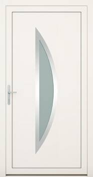 Алюмінієві зовнішні двері Deco wisniowski. Колекція Deco 132