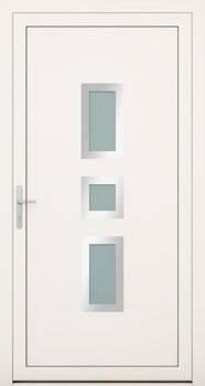 Алюмінієві зовнішні двері Deco wisniowski. Колекція Deco 137