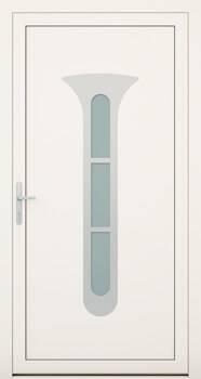 Алюмінієві зовнішні двері Deco wisniowski. Колекція Deco 139