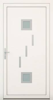 Алюмінієві зовнішні двері Deco wisniowski. Колекція Deco 146