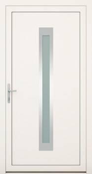 Алюмінієві зовнішні двері Deco wisniowski. Колекція 147