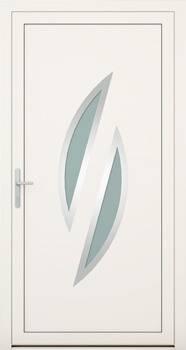 Алюмінієві зовнішні двері Deco wisniowski. Колекція 148