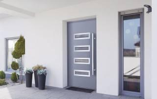 Вхідні алюмінієві двері Creo wisniowski-1