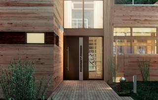 Вхідні алюмінієві двері Creo wisniowski-3