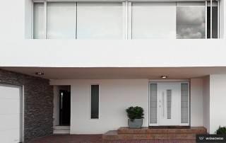 Вхідні алюмінієві двері Creo wisniowski-4