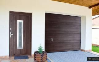 Алюмінієві зовнішні двері Deco wisniowski-4