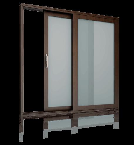 Алюмінієві терасні підйомно-розсувні двері wisniowski