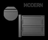 Системні елементи modern для огорожі