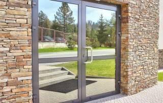 Алюмінієві зовнішні двері Plus Line wisniowski-5