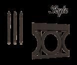 Системні елементи style для огорожі