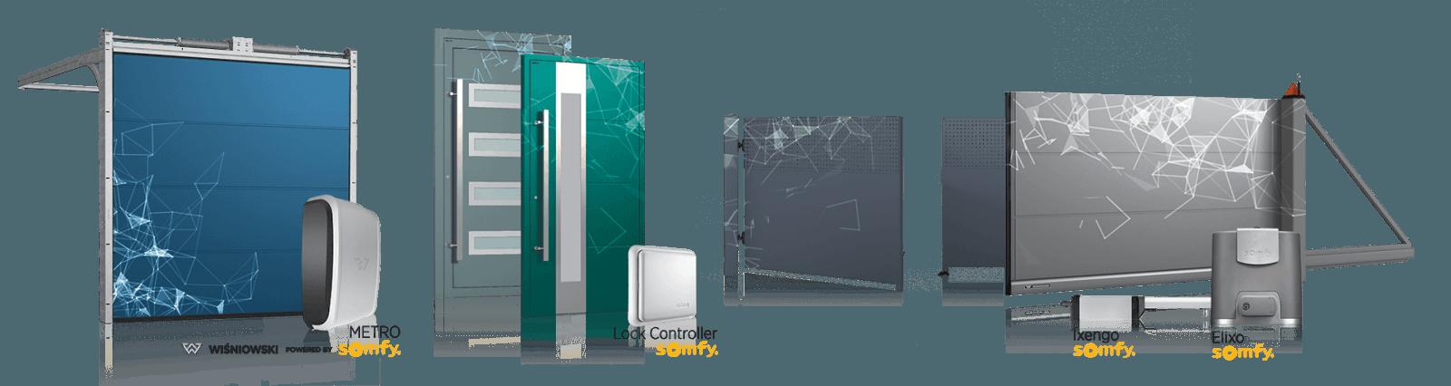 Розумний дім wisniowsci-smartCONNECTED продукція