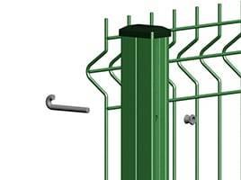 Панелі решітчасті VEGA 3D - система BETA Safe