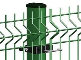 Панелі решітчасті VEGA 3D - система OMEGA D1