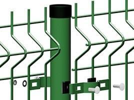 Панелі решітчасті VEGA 3D - система OMEGA 48