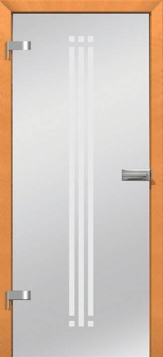 Повністю скляні двері wisniowski. Дизайн та орнаменти DC 005