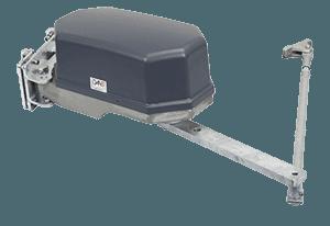 Промислові складні ворота V-KING - автоматичний привід DAAB – тип МK