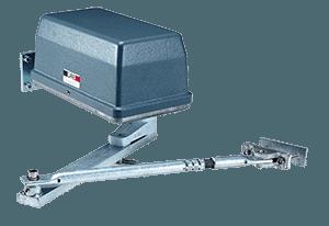 Промислові складні ворота V-KING - автоматичний привід DAAB – тип МТ