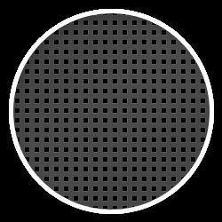 Система елементів для огорожі MODERN. Заповнення - перфорований Qq 5-8