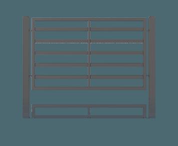 Система елементів для огорожі MODERN – AW.10.114