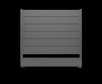 Система елементів для огорожі MODERN – AW.10.200 HOME INCLUSIVE (панель 250mm)