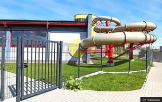 Промислові розпашні ворота та хвіртки wisniowski системи BASTION-13