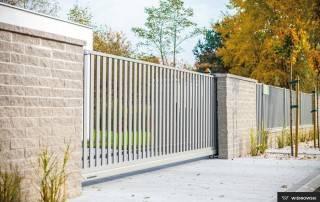 Відкатні ворота для огорожі wisniowski-2