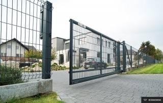 Відкатні ворота для огорожі wisniowski-5