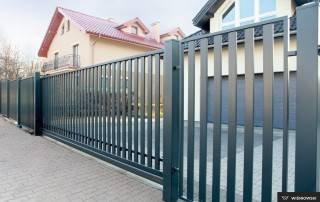 Відкатні ворота для огорожі wisniowski-15