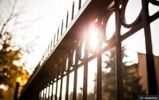 Відкатні ворота для огорожі wisniowski-18
