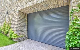 Рулонні ворота wisniowski для гаражу-1