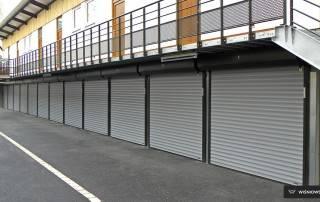 Рулонні ворота wisniowski для гаражу-2