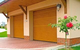 Рулонні ворота wisniowski для гаражу-6