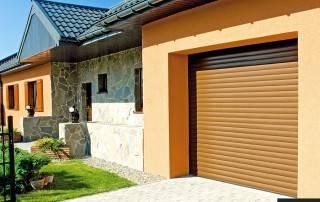 Рулонні ворота wisniowski для гаражу-9