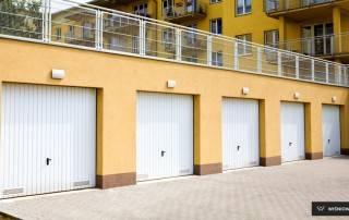 Підйомно-поворотні ворота для гаражу-2