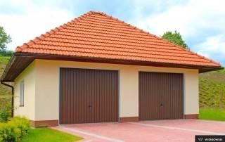 Підйомно-поворотні ворота для гаражу-8
